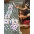 Ruby working on the maths challenge!!!