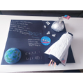 Nieve's Project about Neil Armstrong