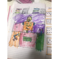 Maths and colouring - what a great activity!