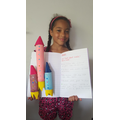 I love Emily's rocket - what do you like about it?