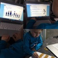 Filip's remote learning