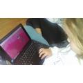 Alexa has been developing her computing skills