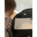 Layla's RML writing