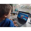 Leon's computing lesson