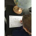 Filip's geography work