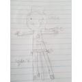 Shape Scarecrow by Zimi
