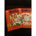 Wyatt's additional maths and english activities