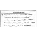 Kaiden's work in punctuation!