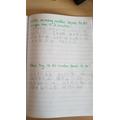 Emily developing number bond fluency!