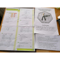 Kaya's maths, spelling test and PSHE!