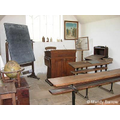 How does this Victorian classroom compare to ours?