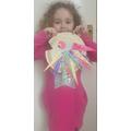 Emilia's beautiful rainbow fish