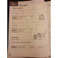 Wyatt's RML writing