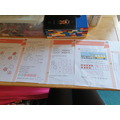 Lexie-Mai has been working hard on her Numeracy