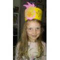 Fantastic Pentecost headband, Alexa!
