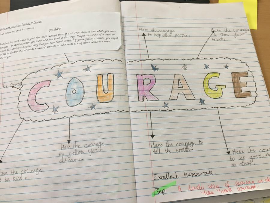 Courage Hwk