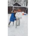 Jack's snowman
