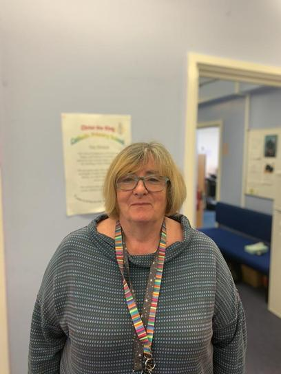 Mrs Clarke, Family Support Worker