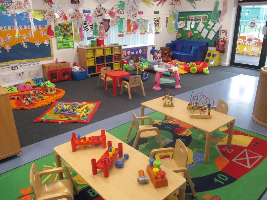 First Steps Room