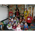 World Book Day - Class photo
