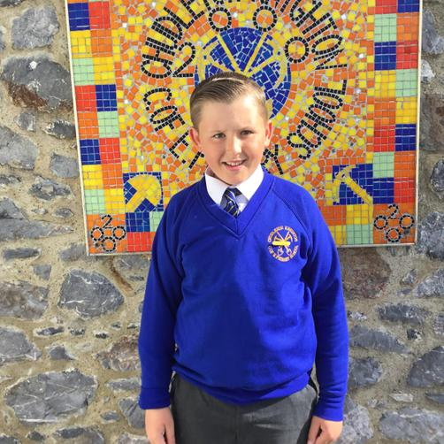 Cyril - School Council Chairperson