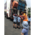Class 1 look at the bin loaders.