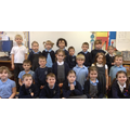 100% Attendance Autumn Term