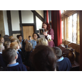 Finding out about Samuel Pepys.