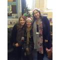 School Staff get Festive.