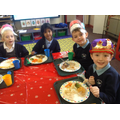 Class 1 Christmas Lunch