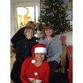 Mrs Cusack, Mrs Patrick and Mrs Wellman