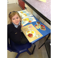 Children learn all about healthy eating