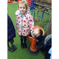 Looking for 2D shapes in our playground