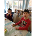 Children find out about fractions