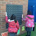 Children use a non standard measure.