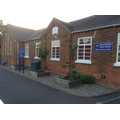 The front of Church Aston Infant School