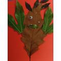 A Leaf Animal