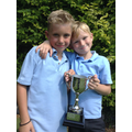 Joint Winners of the Tracey Coles Star Award