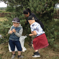 Class 2 hunt for bugs.