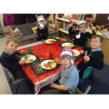 Class 2 Christmas Lunch