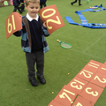 Child sequences numbers.
