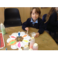 Children enjoying Diwali activities.