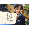 recording number bonds to 10.