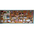 Class 1 Eric Carle Wall Display