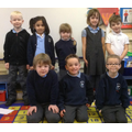 Nearly 100% Attendance Autumn Term