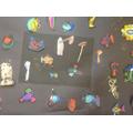 Year 1's recreate Paul Klee's Art.
