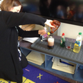 Rainbow liquids investigation.