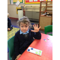 Finding out all about number 5.