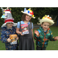 Easter Bonnet Competition Winners