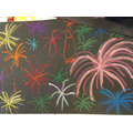 A finished Firework Picture